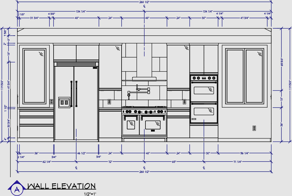 Create wall elevation views with Cross-Section and Wall Elevation ...