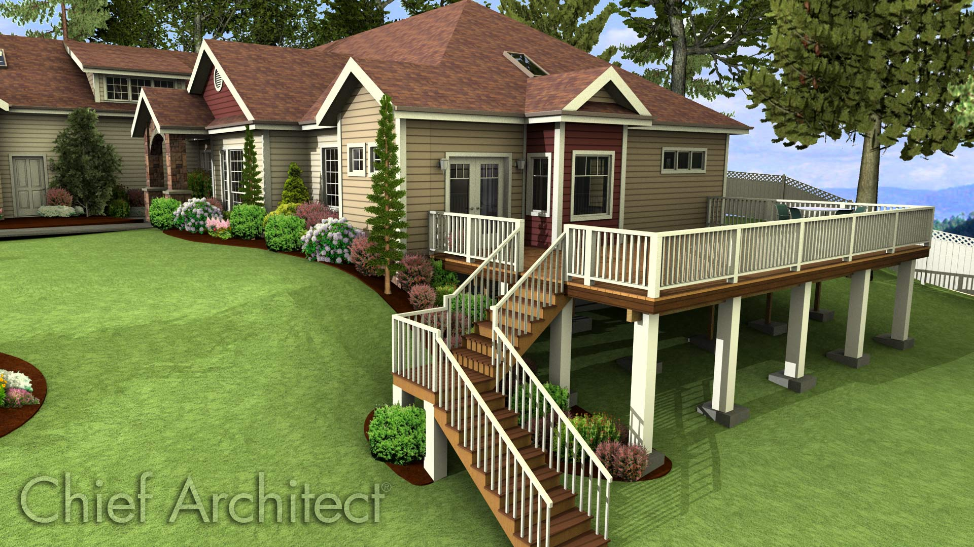 Chief Architect Home Design Software Sample Gallery